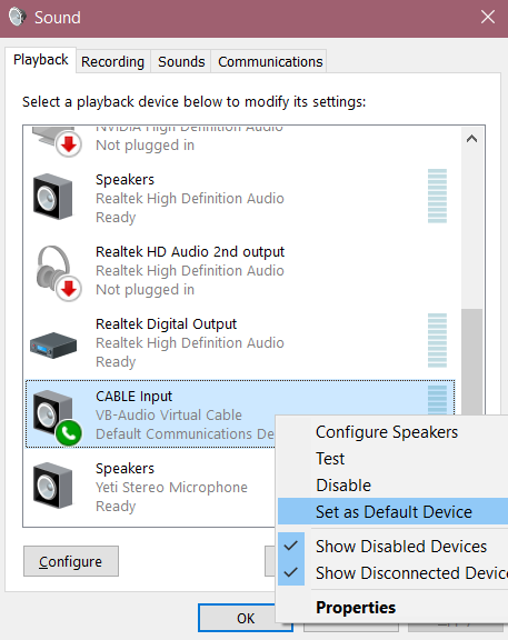 Setup OBS Audio for Guesting – YouNow Support
